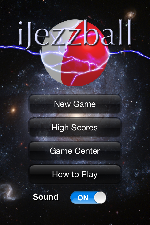 Screenshot iJezzball